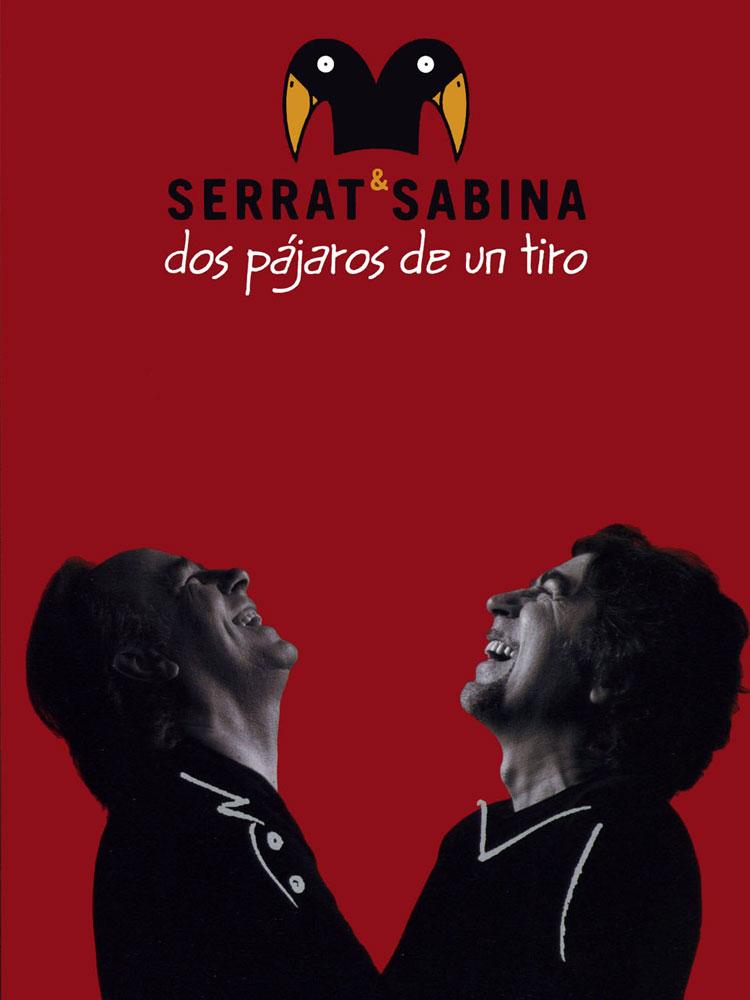 SABINA - DVD DOS PAJAROS DE UN TIRO