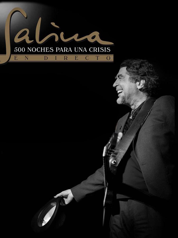 SABINA - DVD 500 NOCHES DE UNA CRISIS