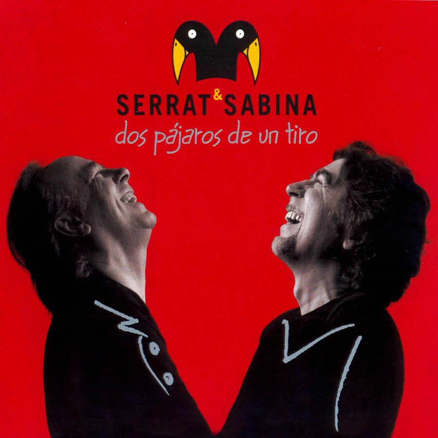 SABINA - DISCO DOS PAJAROS DE UN TIRO