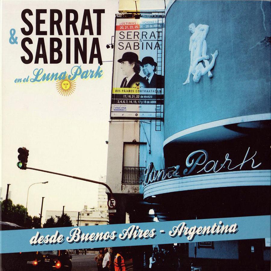 SABINA - DISCO EN EL LUNA PARK