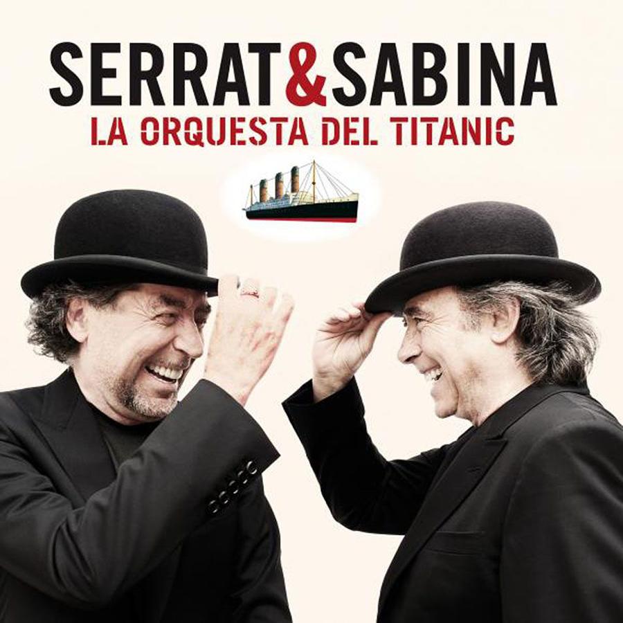 SABINA - DISCO LA ORQUESTA DEL TITANIC