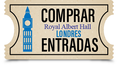 Lo niego todo comprar entradas Royal Albert Hall Londres