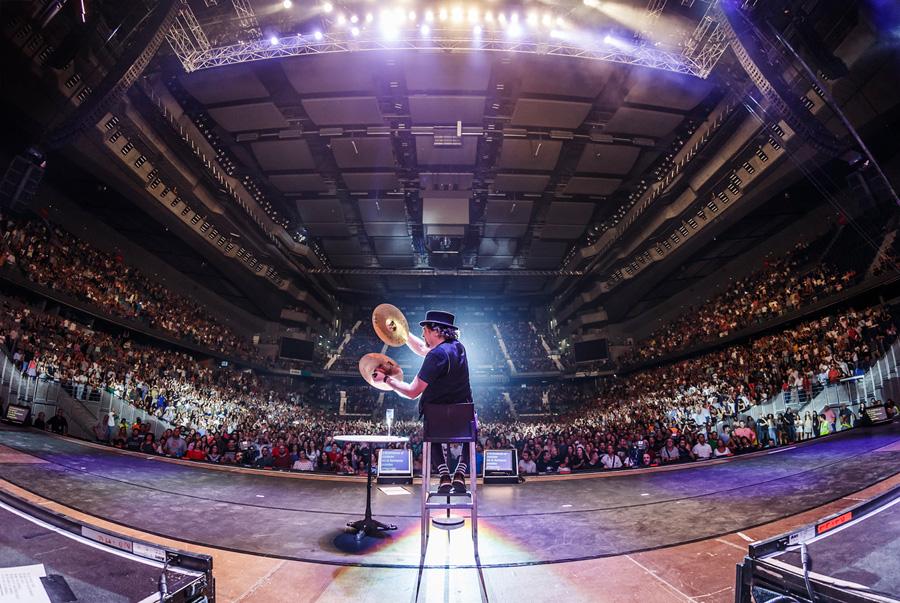 Joaquín Sabina culminó ayer con gran éxito sus 4 fechas en Madrid